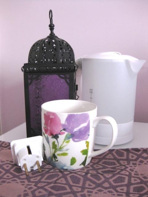 Tea or Coffee, anyone?
