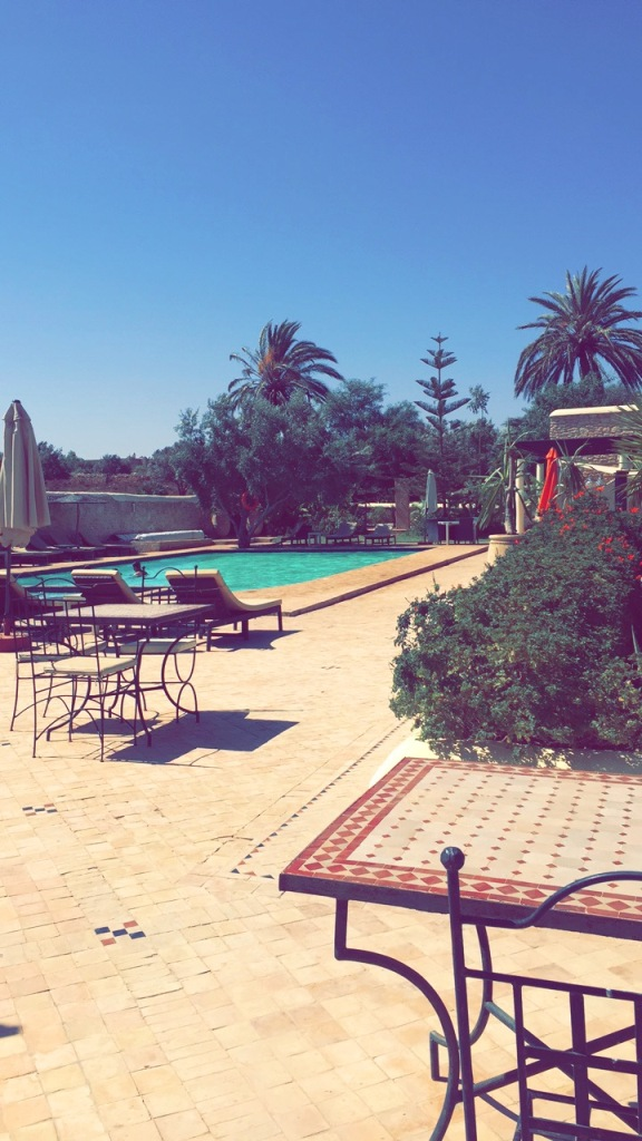 Essaouira Lodge Heated Pool