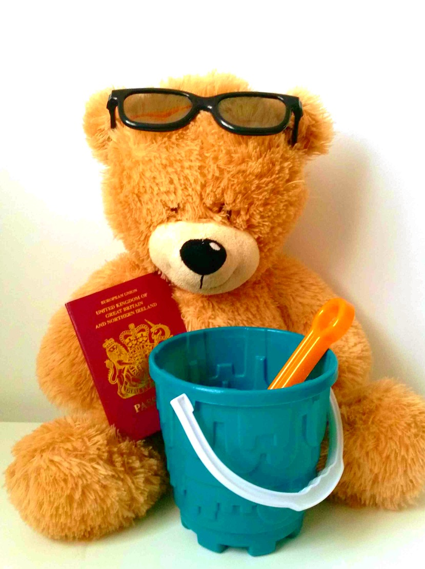 Baby Toddler Travel tips holidays abroad
