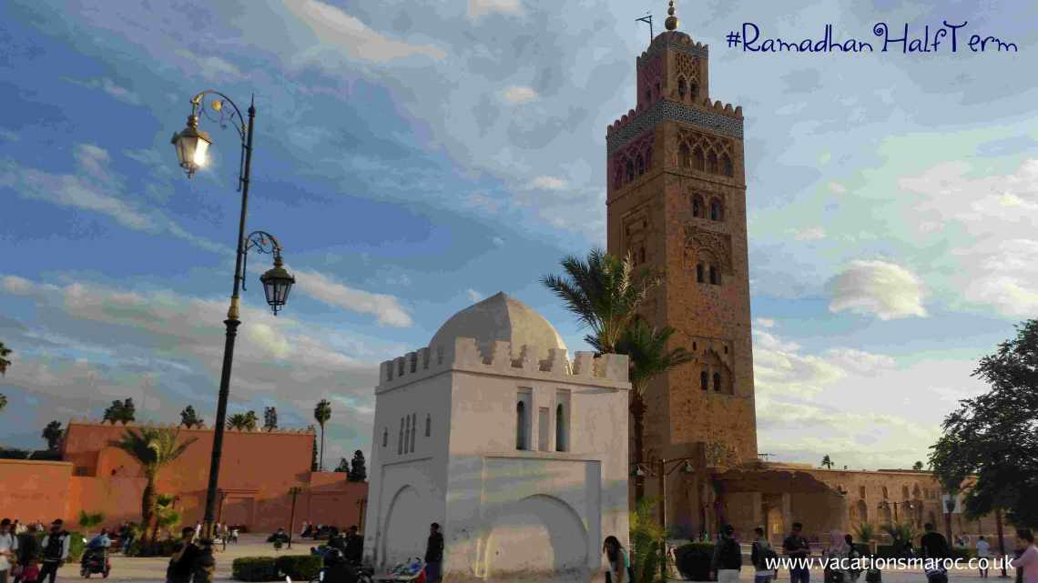 Ramadhan Ramadan Travel Holiday Morocco Marrakech