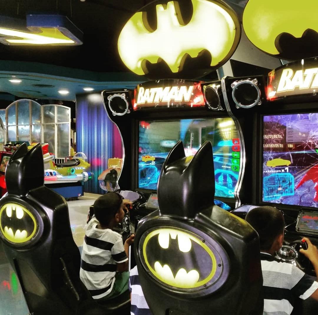 menara mall arcades