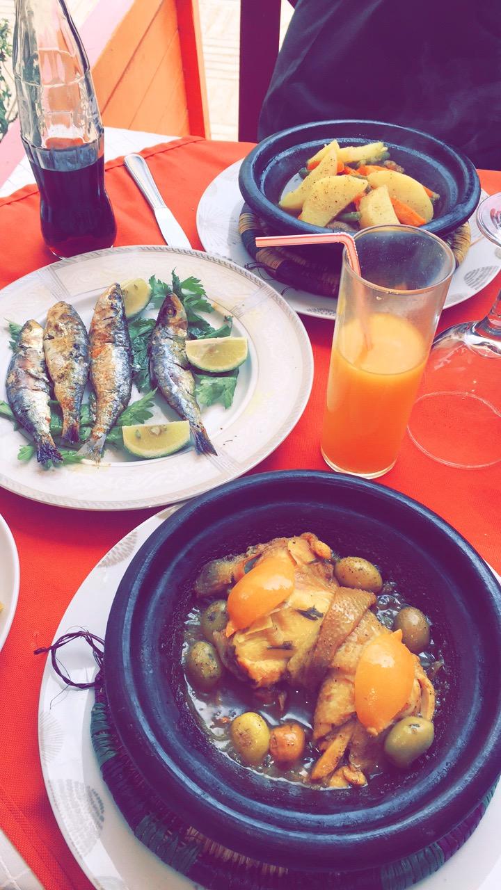 poulet-citron-tajine-tanjia-vacations-maroc
