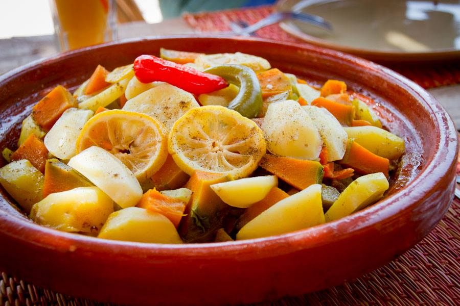 cookery classes tagine amazigh essaouira