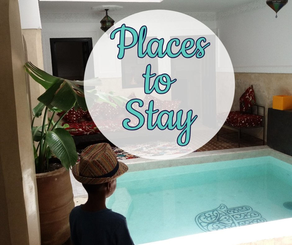 Family Friendly Places to Stay in Morocco Riad Morocco