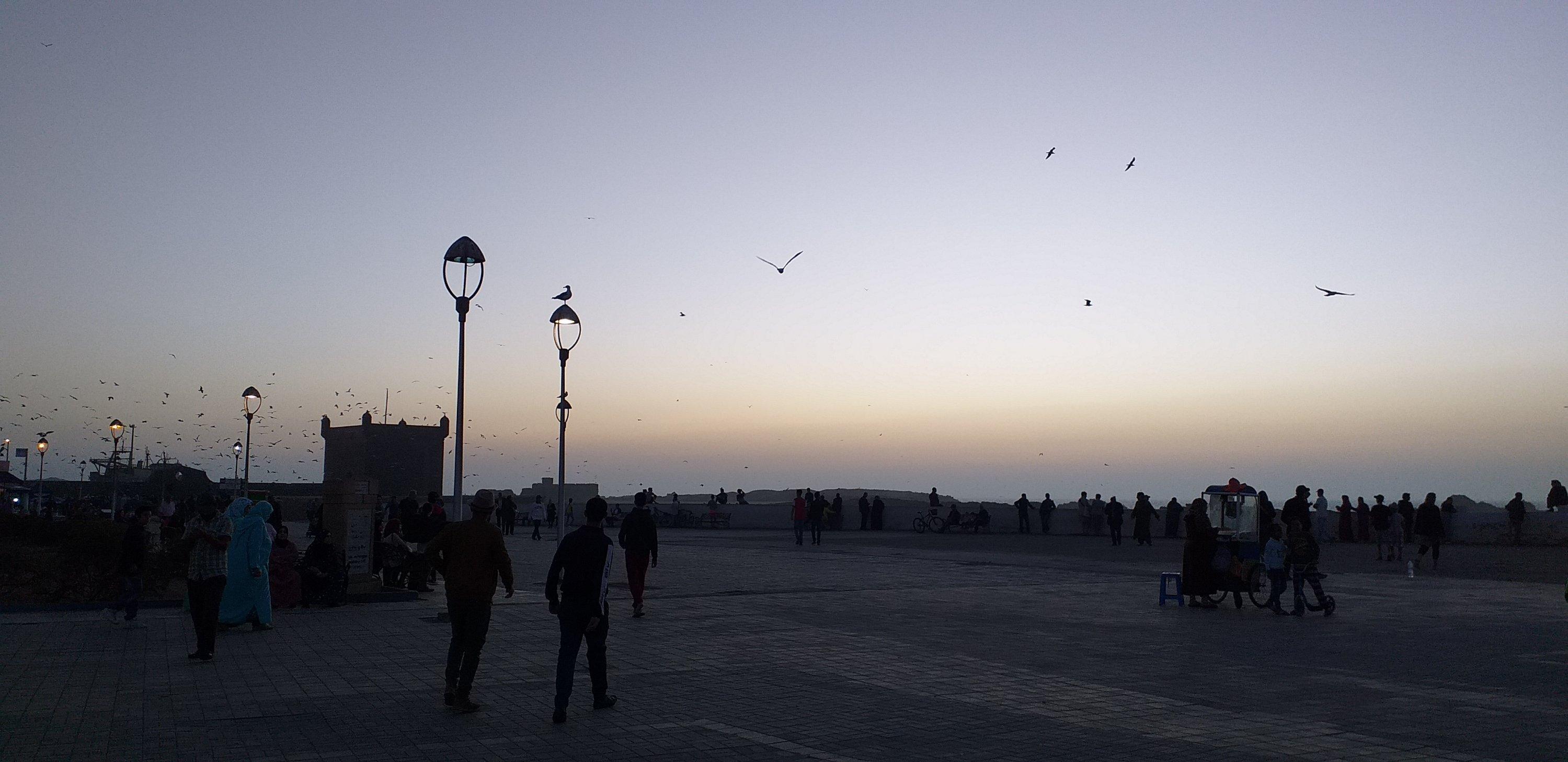Place Moulay Hassan II Essaouira